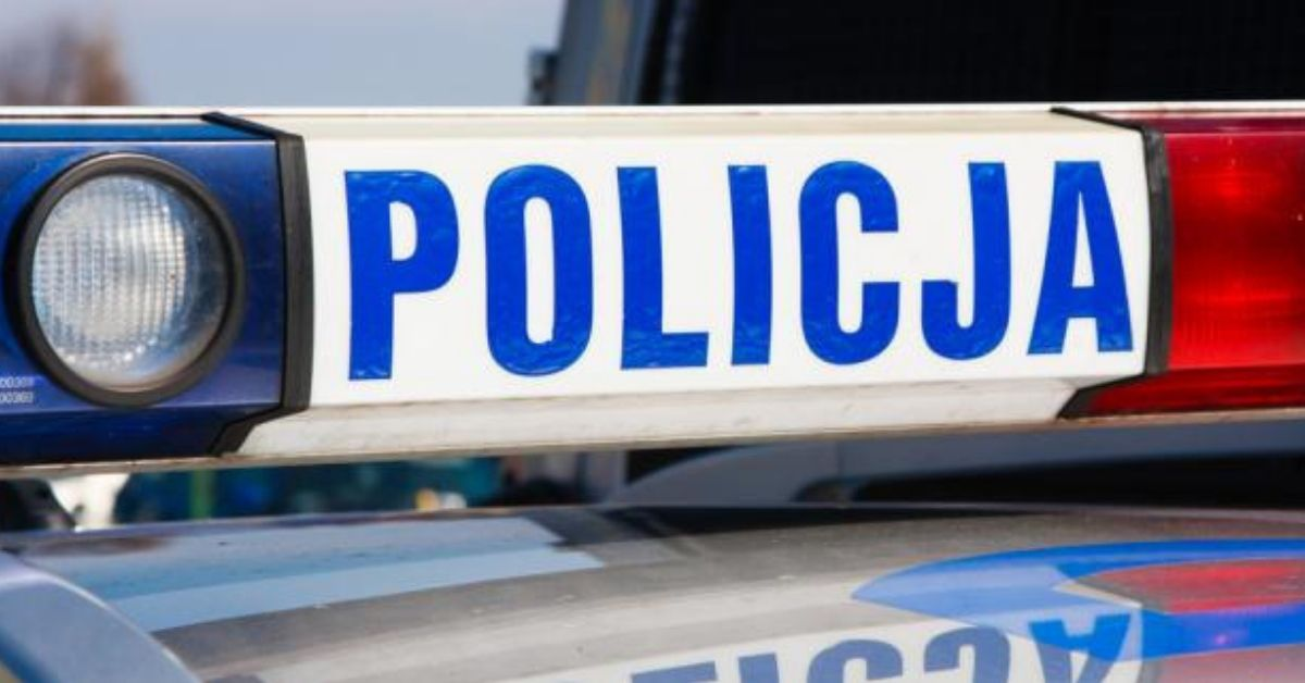 samochód policji