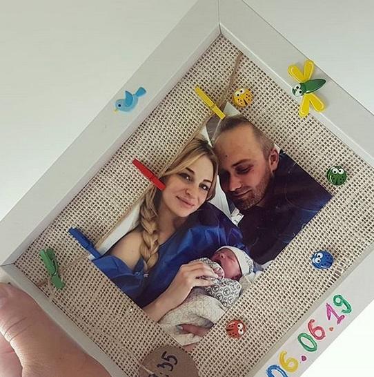 Anita i Adrian zostali rodzicami! Szczęśliwa mama podzieliła się już zdjęciem synka