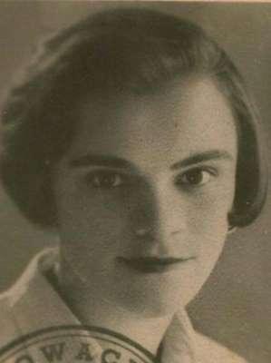 Babcia Kiepska za młodu