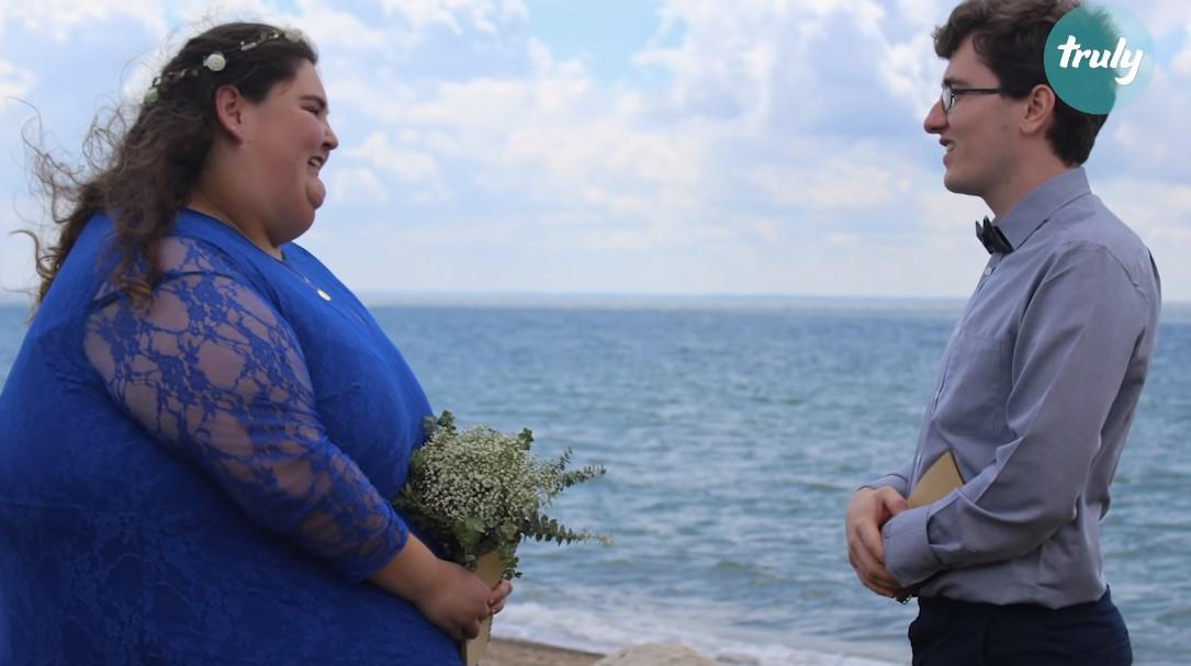 Ożenił się z otyłą kobietą. Poniósł przykre konsekwencje swojego wyboru