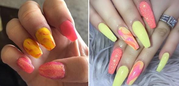 Prosiła o dokładnie takie same paznokcie. Gdy zobaczyła efekt końcowy, popłakała się
