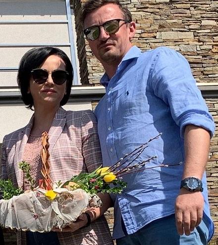 Rocznica ślubu Adama Małysza