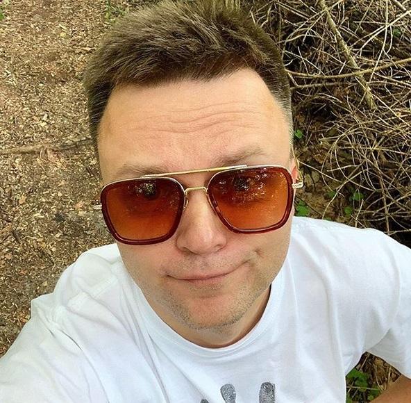 Szymon Hołownia ma żonę i córkę