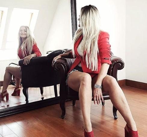 Agnieszka Kotońska sexy