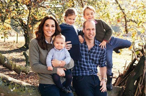 Przestępca zbliżył do dzieci Kate i Williama