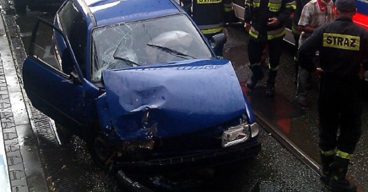 Ukrainiec ratował Polaków w czasie tragicznego wypadku na A6. Teraz sam ma problemy