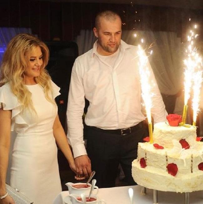 Ślub Ewy Mrozowskiej