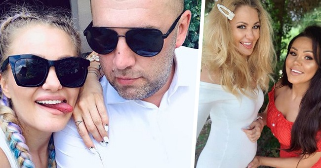 """Ewa z """"Gogglebox"""" pokazała zdjęcia ze ślubu"""