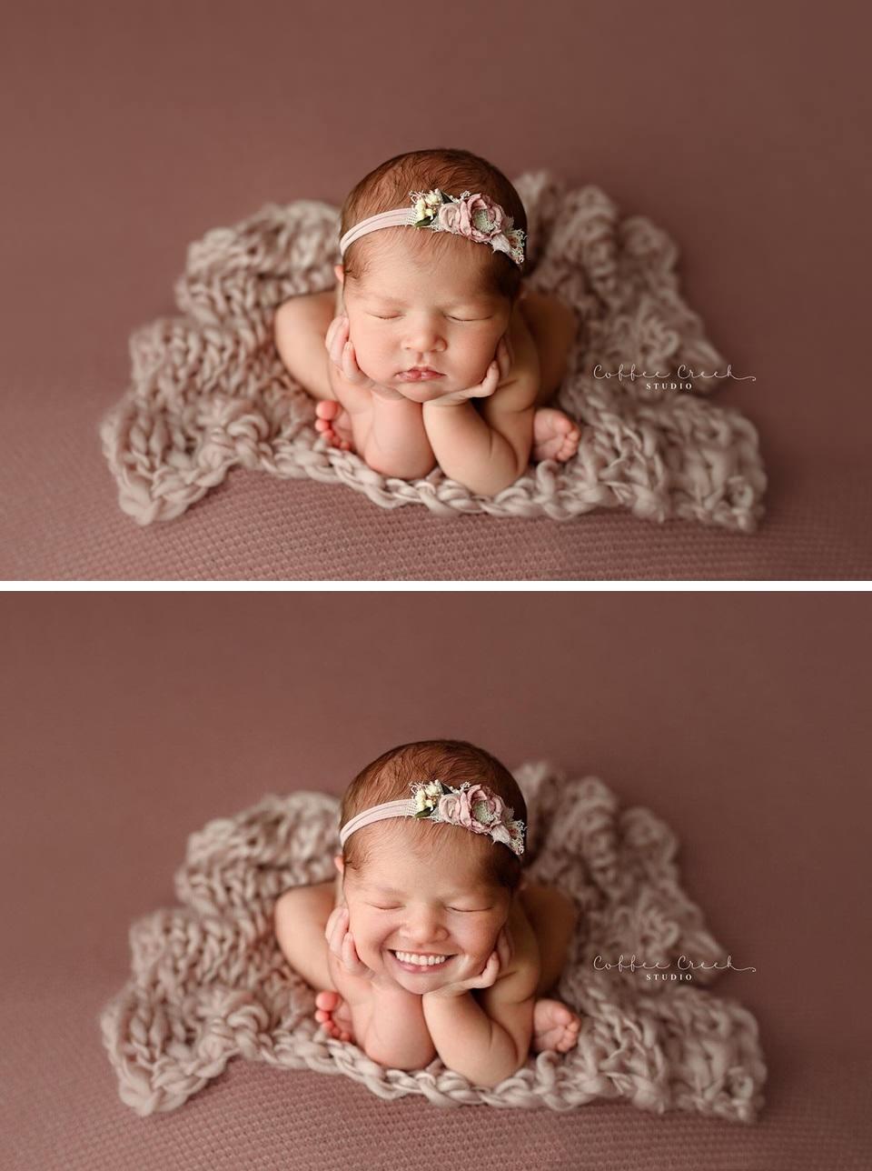 Przerobiła zdjęcia noworodków, dodając im zęby. Efekt przerósł najśmielsze oczekiwania
