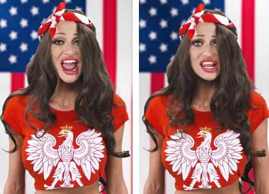 """Godlewska śpiewa """"Być kobietą"""""""