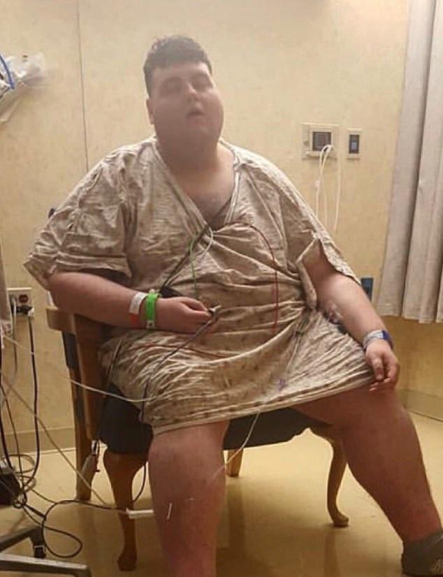 Był bardzo otyły. Jedno wydarzenie sprawiło, że zmienił się nie do poznania