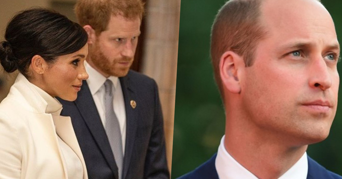 książę William i Harry