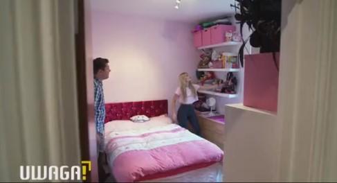 """Madzia z """"Big Brothera"""" pokazuje mieszkanie"""