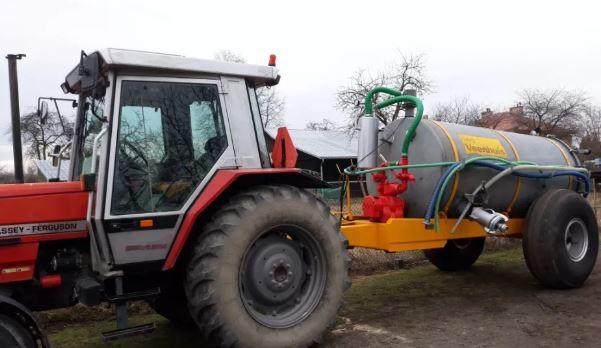 Maszyna rolnicza przewróciła się na 10-latka. Przygniotła chłopca