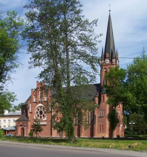 Fuleda – malownicza miejscowość na Mazurach. Tam zostanie pochowany Piotr Woźniak-Starak