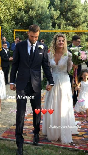 Ślub Zosi i Andrzeja