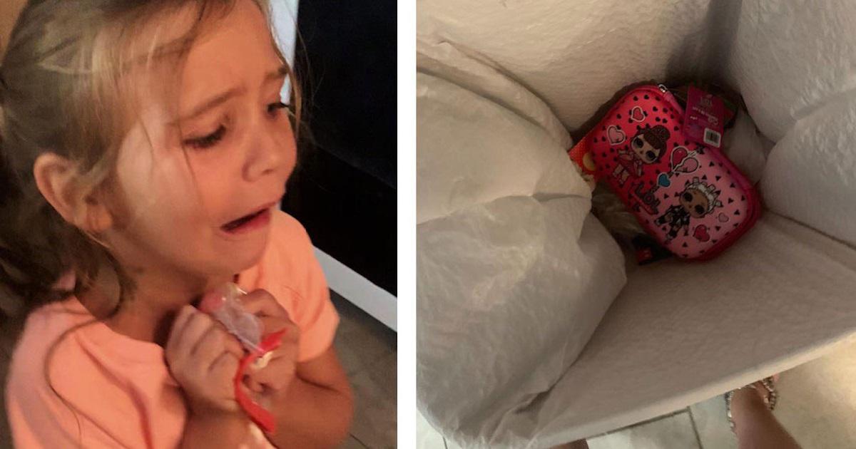 6-latka wyrzuciła prezent do śmietnika. Mama dała jej nauczkę, którą zapamięta na zawsze