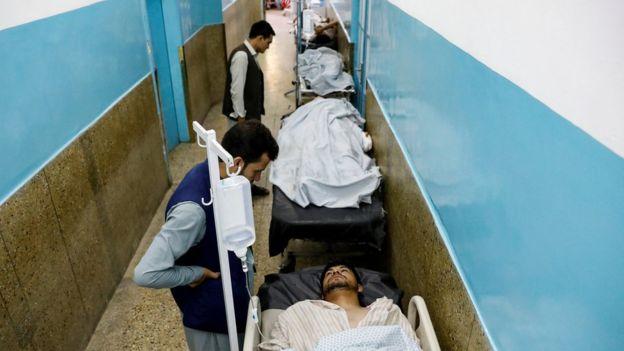 Masakra na przyjęciu weselnym w Kabule