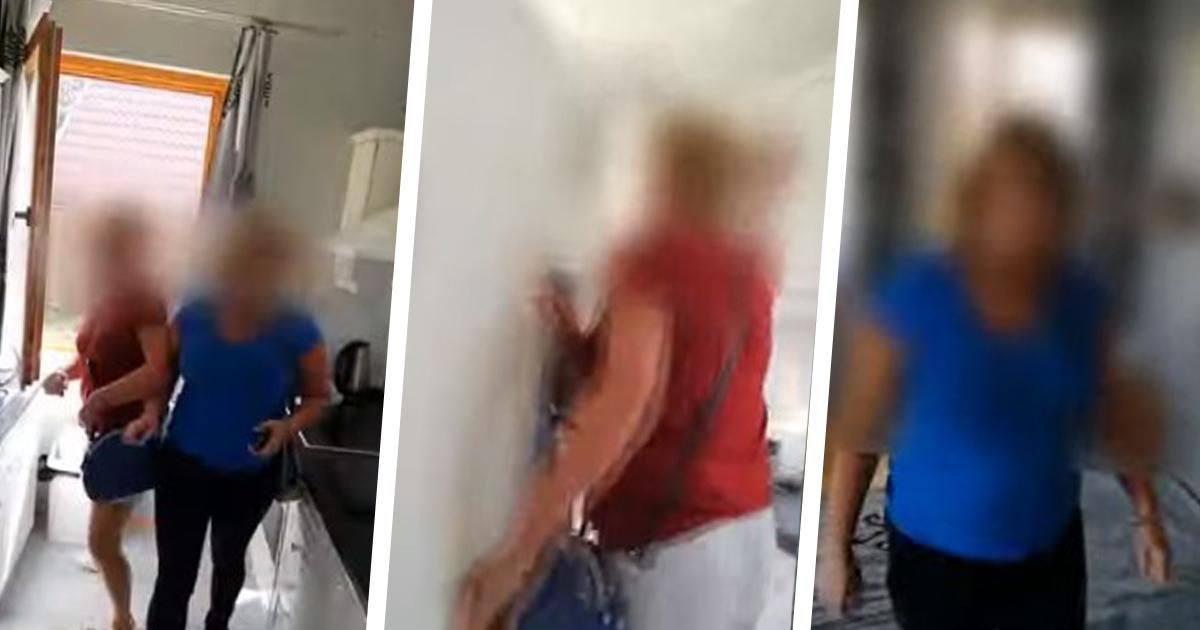 """Rodzina zaatakowana przez właścicielki pensjonatu. """"Weszły do mieszkania z paralizatorem"""""""