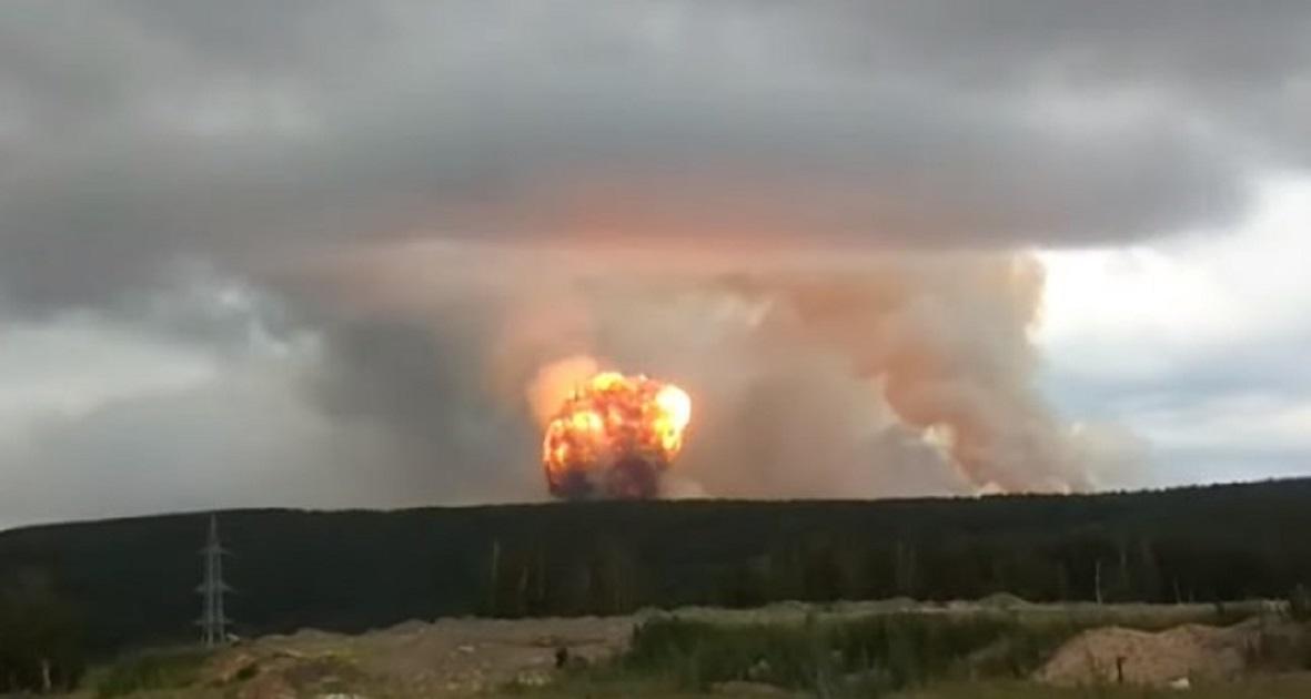 Potwierdzona informacja w sprawie wybuchu w Rosji