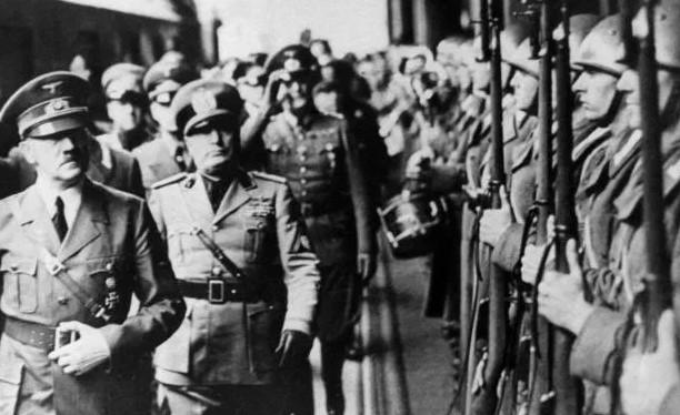 Nazizm i faszyzm