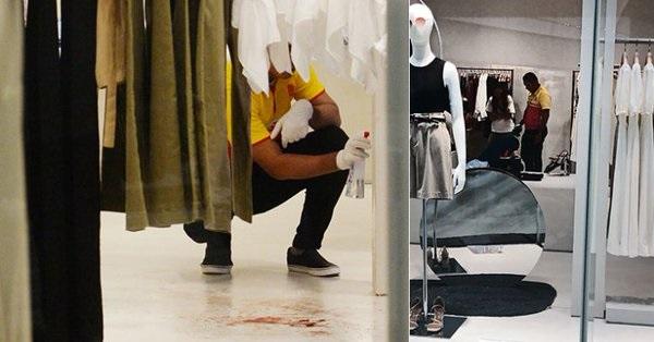 Tragedia na lotnisku w Singapurze