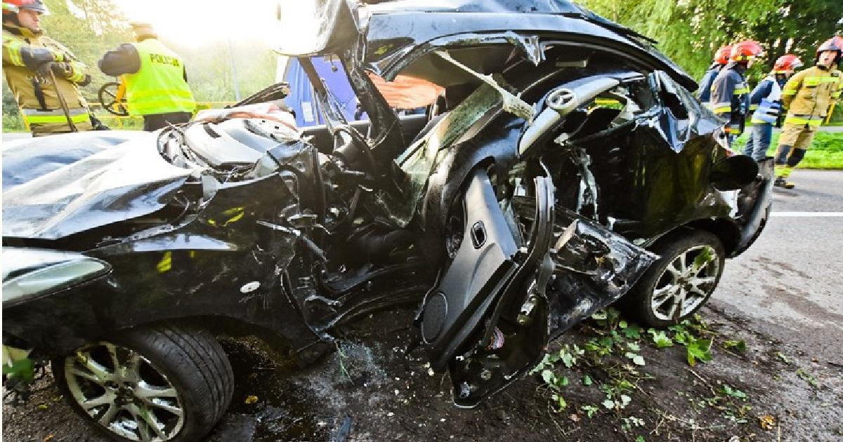 Tragiczny wypadek w Elblągu