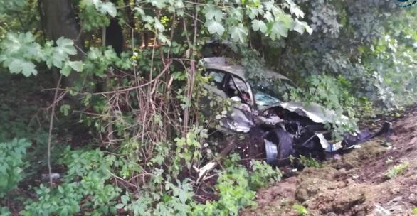 Tragiczny wypadek w Jaskrowie