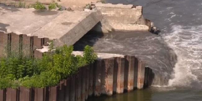 ścieki spływają do rzek