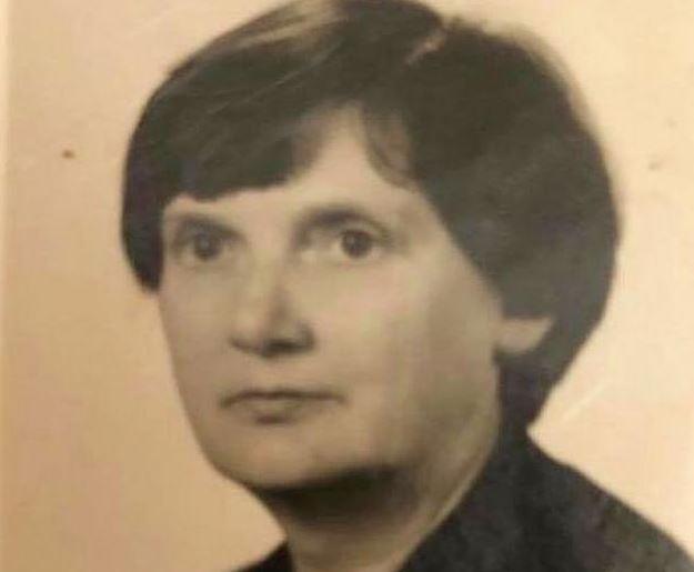 Pani Urszula Rutkowska zmarła w wieku 83 lat