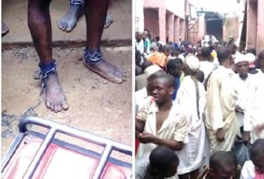 dzieci torturowane w nigerii