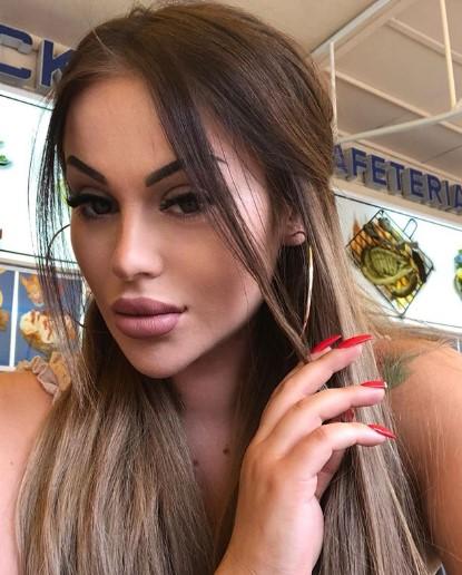 Ewelina Kubiak z Warsaw Shore
