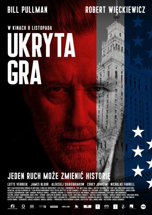 "Film Piotra Woźniaka-Staraka ""Ukryta gra"""