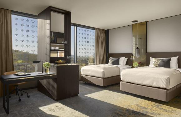 hotel intercontinental pokój