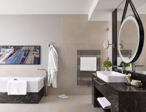 hotel intercontinental piękne pokoje