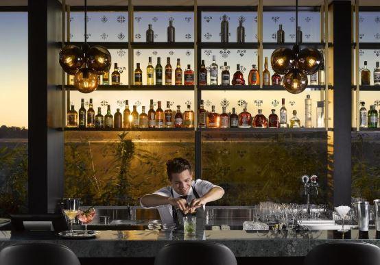 hotel intercontinental bar