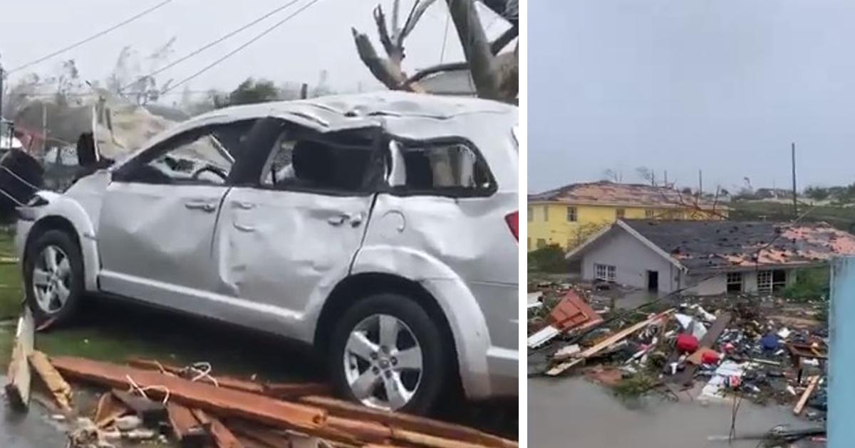 huragan dorian