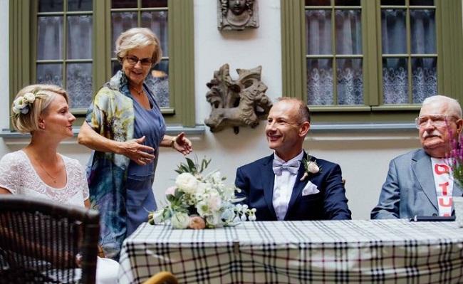 wesele Magdy Wałęsy