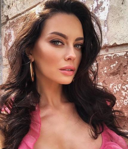 piękna polska modelka