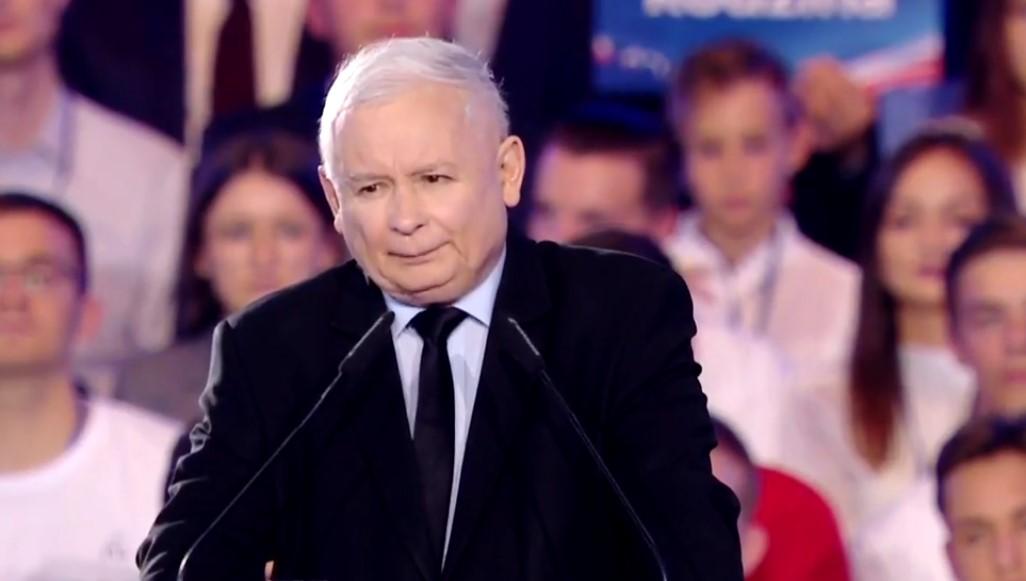 jarosław kaczyński obiecał