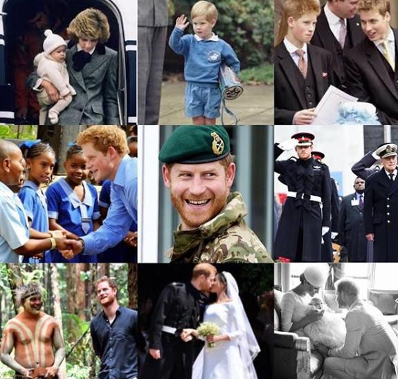 Książę Harry dziś obchodzi urodziny
