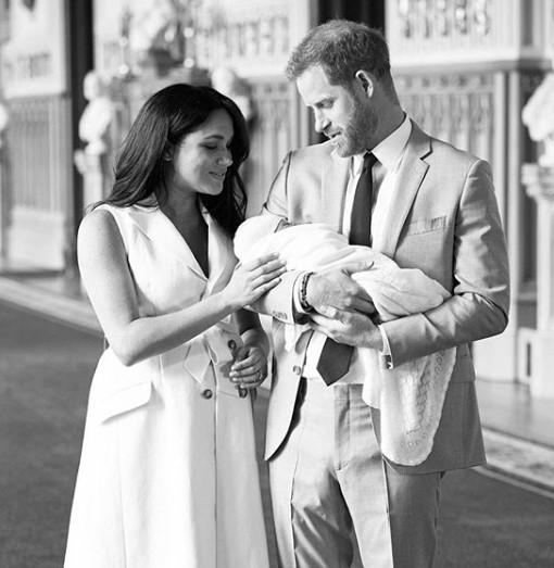 Książę i księżna i syn