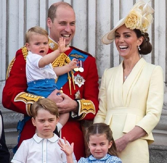 czwarta ciąża księżnej Kate