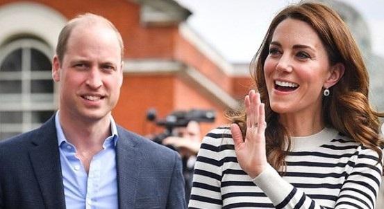 księżna Kate jest w czwartej ciąży