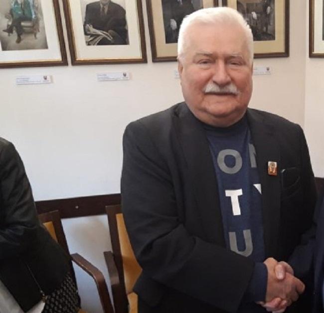 Lech Wałęsa zaatakowany