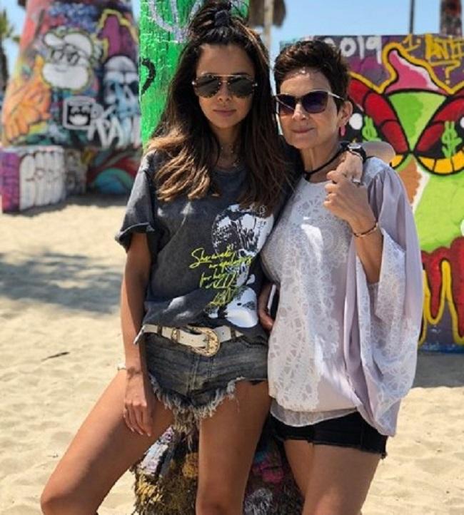 Lilianna Siwiec z córką