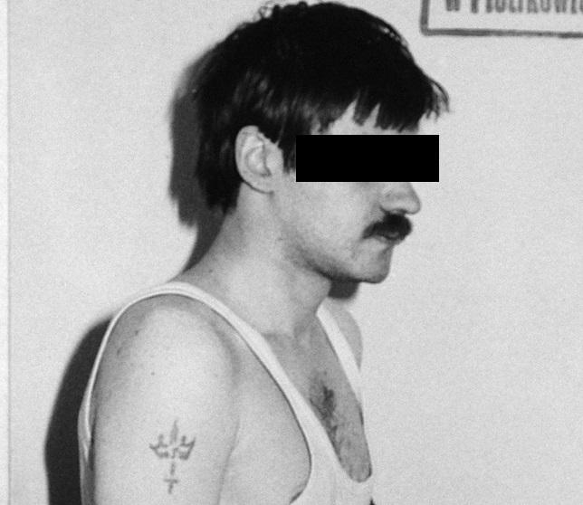 Mariusz T. trafił do zakładu karnego w Płocku