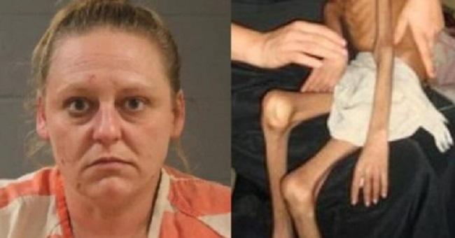 zamknęła syna na rok w łazience
