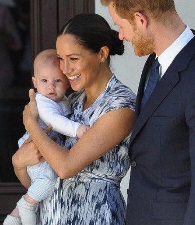 księżna i książę Sussex