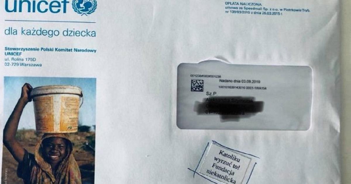 list z UNICEF